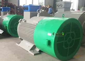50KW 500KW 20rpm 3 Phase Permanent Magnet Generator